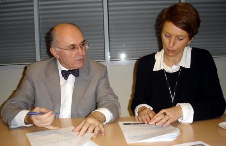 Jean-Marcel HUMBERT et Pascale MARCHAND